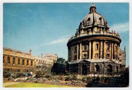 THE  RADCLIFFE  CAMERA  OXFORD      (VIAGGIATA) - Oxford