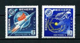 Rusia  Nº Yvert  2399/400  En Nuevo - Nuevos