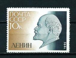 Rusia  Nº Yvert  2942  En Nuevo - 1923-1991 URSS