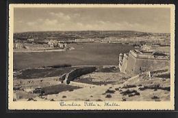 MALTA - Ta' Xbiex Villa's. - Malta