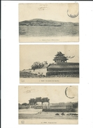 LOT    De    24  Cartes  Postales  Anciennes  De    :    CHINE - China