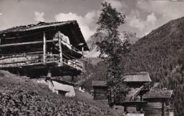 Switzerland St Luc Anniviers Raccards Et Le Tounot Photo - VS Valais