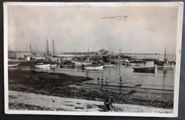CPSM LESCONIL - Le Port - édit Pouillot Ehanno - Réf. Q 40 - Lesconil