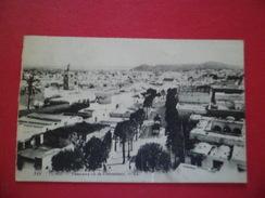 CPA LL Lévy Paris 319-Tunis- Panorama Vu De L'intendance écrite  B/TB - Tunesien