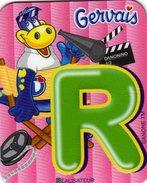 Magnets Magnet Alphabet Gervais R - Letters & Digits