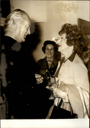 PHOTO - Photo De Presse - CURD JURGENS - Acteurs - 1971 - Célébrités
