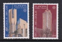 Belgie  : EUROPA 1987  Nrs 2251 - 52   ( Postfris )