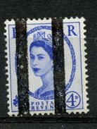 Great Britain 1952 4p Queen Elizabeth Issue #298xx - 1952-.... (Elizabeth II)