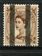 Great Britain 1952 5p Queen Elizabeth Issue #299xx - 1952-.... (Elizabeth II)