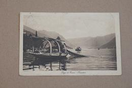 Lago Di Como Pescatori Lac De Come Pecheurs - Como