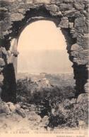 CORSE  ILE ROUSSE   A Travers Les Ruines Du Couvent 4..(recto-verso) MA1314 - Francia