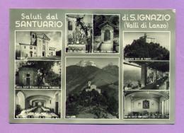 Saluti Da Santuario Di S. Ignazio (Valli Di Lanzo) - Italy