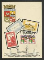 Carte Commémorative / VIIème Foire D'ORAN 1960 - Storia Postale
