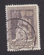 Ireland, Scott #144, Used, Statue Of St Peter, Issued 1950 - 1949-... Republic Of Ireland