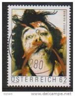 """Österreich 2011: """"Moderne Kunst""""  Gestempelt (siehe Foto/Scan) - 2011-... Gebraucht"""