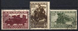 Russia 1932 Unif. E1/3 Usati/Used VF/F - 1923-1991 URSS