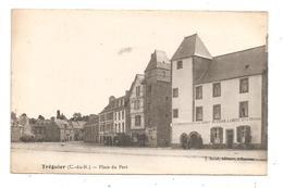 Tréguier-Place Du Port-(B.8758) - Tréguier