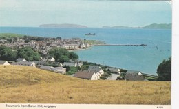 BEAUMARIS FROM BARON HILL - Anglesey