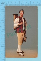 "SUISSE - Senn Aus Dem Berneroberland "" ED:A.G. KILCHBERG ZURICH"" - Post Card Carte Postale Cartolina - 2 Scans - Suisse"