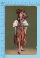 """SUISSE - St. Gallen Madvhen Aus Waldkirch """" ED:A.G. KILCHBERG ZURICH"""" - Post Card Carte Postale Cartolina - 2 Scans - Suisse"""