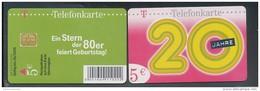 GERMANY M  02  06 Ein Stern Der 80er  - Leer - M-Series: Merchandising