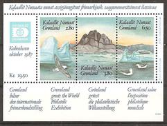 Grönland 1987 // Michel Block 1 ** - Blocchi
