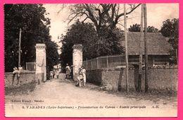 Varades - Préventorium Du Coteau - Entrée Principale - Animée - A.B. - Édition RIPAULT - 1928 - Varades