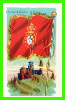 TRADING CARDS - 1920 WEBER BROTHERS FLAGS - PORTUGAL ROYAL STANDARD - - Trading Cards