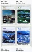 1989 - TERRITORIO ANTARTICO AUSTRALIANO - A.A.T  - Mi. Nr. 84/87 - NH - (CW2427.44) - Neufs