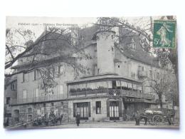 CPA (46) Lot - FIGEAC - Château Day-Lostanges - Figeac