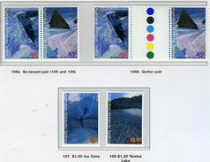 1996 - TERRITORIO ANTARTICO AUSTRALIANO - A.A.T  - Mi. Nr. 106/109 - NH - (CW2427.45) - Territoire Antarctique Australien (AAT)