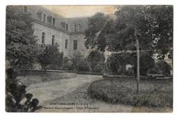 (13957-35) Saint Broladre - Maison Saint Joseph - Cour D'Honneur - Francia