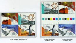 2002 - TERRITORIO ANTARTICO AUSTRALIANO - A.A.T  - Mi. Nr. 149/152 - NH - (CW2427.46) - Territoire Antarctique Australien (AAT)