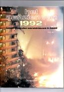 Het Aanzien Van 1992. Twaalf Maanden Wereldnieuws In Beeld. Nieuw. 2 Scans. - Geschiedenis