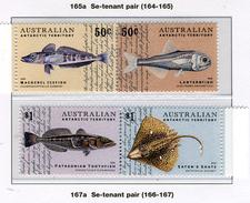 2006 - TERRITORIO ANTARTICO AUSTRALIANO - A.A.T  - Mi. Nr. 165/168 - NH - (CW2427.47) - Territoire Antarctique Australien (AAT)