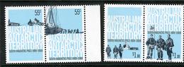 2009 - TERRITORIO ANTARTICO AUSTRALIANO - A.A.T  - Mi. Nr. 177/180 - NH - (CW2427.47) - Territoire Antarctique Australien (AAT)