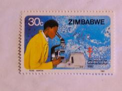 ZIMBABWE  1982  LOT# 3 - Zimbabwe (1980-...)