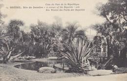 Brésil, Rio De Janeiro, A Coener Of The Republic Park (pk34519) - Rio De Janeiro