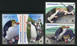 2007 - TERRITORIO ANTARTICO AUSTRALIANO - A.A.T  - Mi. Nr. 169/172 - NH - (CW2427.47) - Territoire Antarctique Australien (AAT)