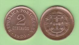 PORTUGAL  2  CENTAVOS  1.920  Bronce  KM#568   EBC/XF   T-DL-10.716 - Portugal