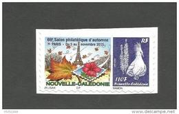 Varieté   110f   Nouveauté  Timbre Personnalisé    Salon D´automne    ( Pag11) - Nueva Caledonia