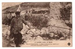 62 - ABLAIN NAZAIRE . Le Maire Retrouve Les Objets Qu'il Avait Enterrés Avant L'invasion - Réf. N°1760 - - France