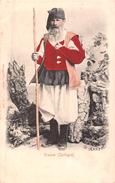 SARDEGNA  -  Costume Di  ULASSAI ( Carte Ancienne ) (edts G.Dessi ) - Autres Villes