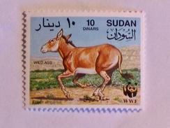 SOUDAN  1994  LOT# 1  ANIMAL - Soudan (1954-...)