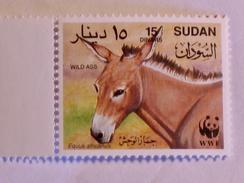 SOUDAN  1994  LOT# 2  ANIMAL - Soudan (1954-...)