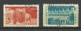 Turkey; 1957 11th Congress Of The World Medical Association - Usados