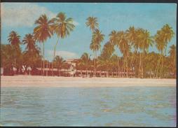 °°° 4043 - COLOMBIA - SAN ANDRES - HOTEL EL ISLENO - VISTA DESDE EL MAR °°° - Colombia