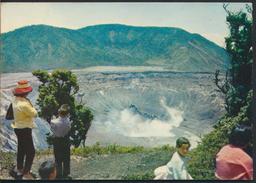 °°° 4045 - COSTA RICA - ALAJUELA - VOLCAN POAS - 1978 °°° - Costa Rica