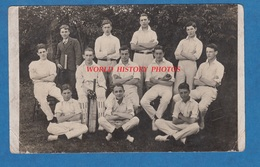 CPA Photo - USA Ou ENGLAND - Portrait De Garçon , Joueur De Cricket - Boy Playeur Game Sport Ball - Cricket