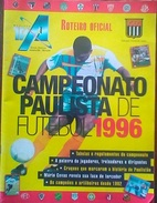 GUIDE DU CHAMPIONNAT PAULISTA (BRÉSIL) 1996 - Livres, BD, Revues